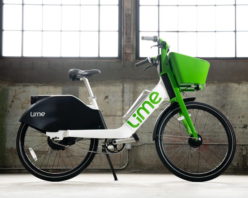 Das neue Lime E-Bike - eBikeNews