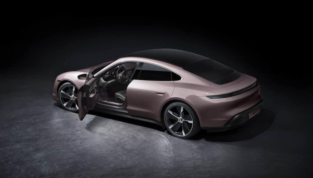 Porsche Taycan - eBikeNews