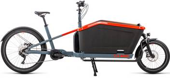 Cube Cargo Hybrid 2021 - eBikeNews