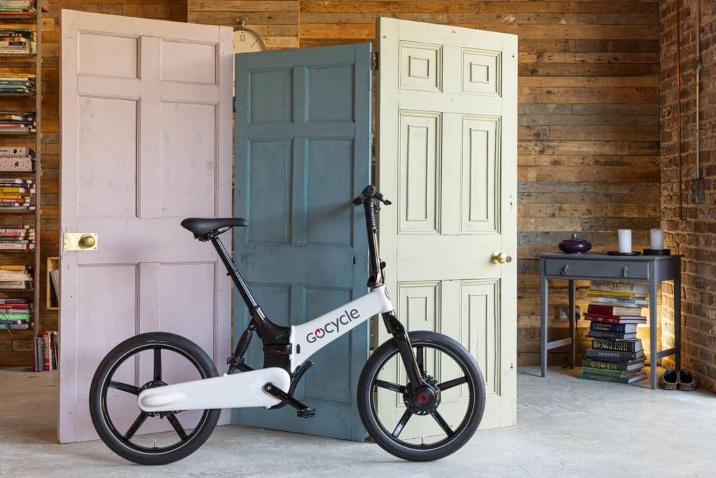 Gocycle mit mehr Karbon - eBikeNews