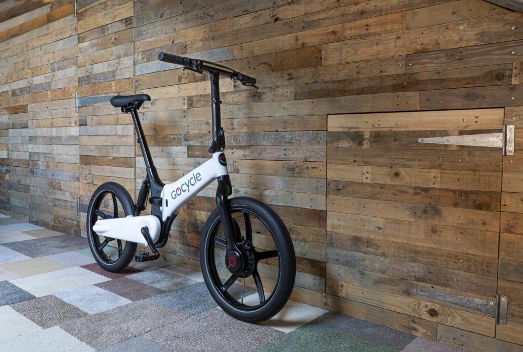 Gocycle 4 von vorne - eBikeNews