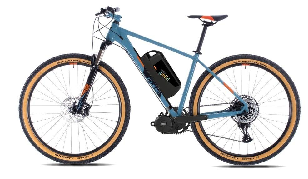 Bafang Nachrüstsatz am Beispielbike - eBikeNews