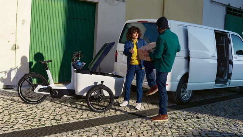 VW e-Bike Cargo - eBikeNews