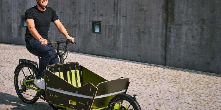 E-Cargo von Kettler Alu-Rad gewinnt Red Dot Product Design Award 2021 - eBikeNews