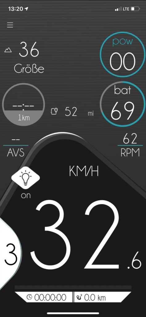Mahle Smartphone App Fahrdaten - eBikeNews