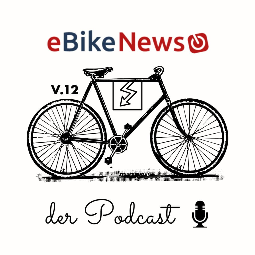 eBikeNews Podcast Cover Folge 12