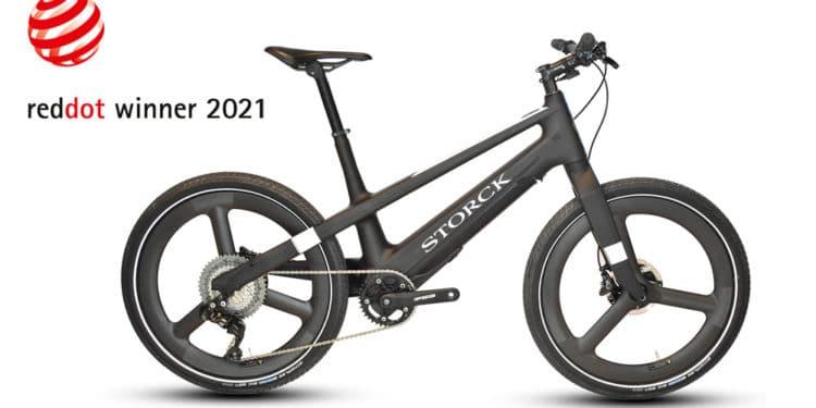 STORCK name:2: Innovatives E-Bike gewinnt Red Dot Award - eBikeNews