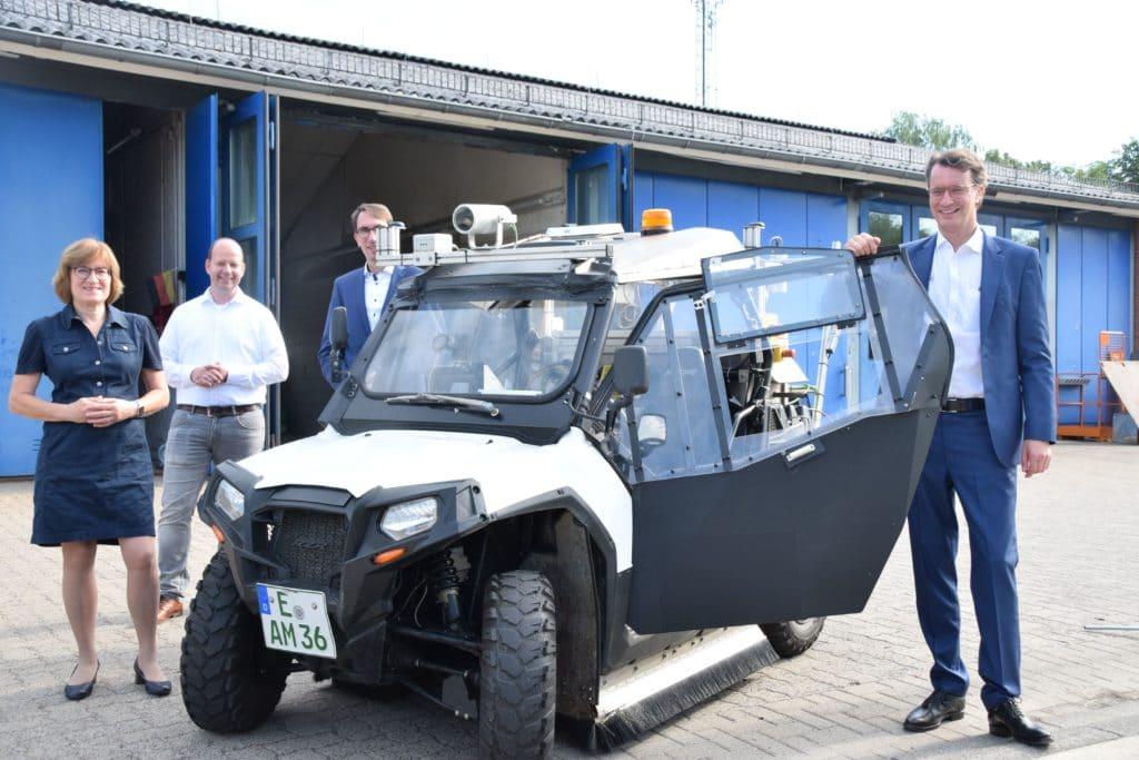 Laser Buggy NRW - eBikeNews