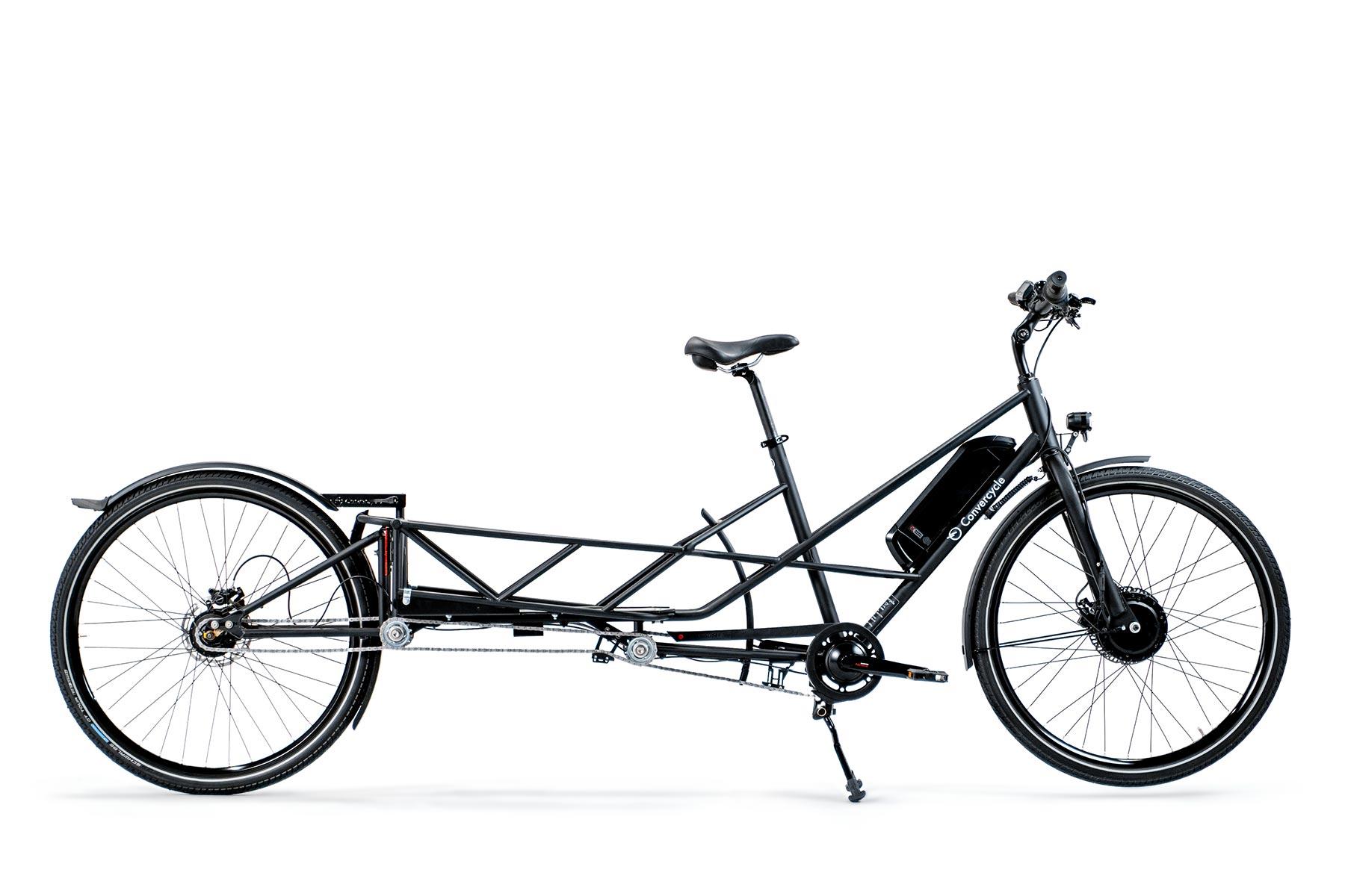 Convercycle Bike als E-Cargo - eBikeNews