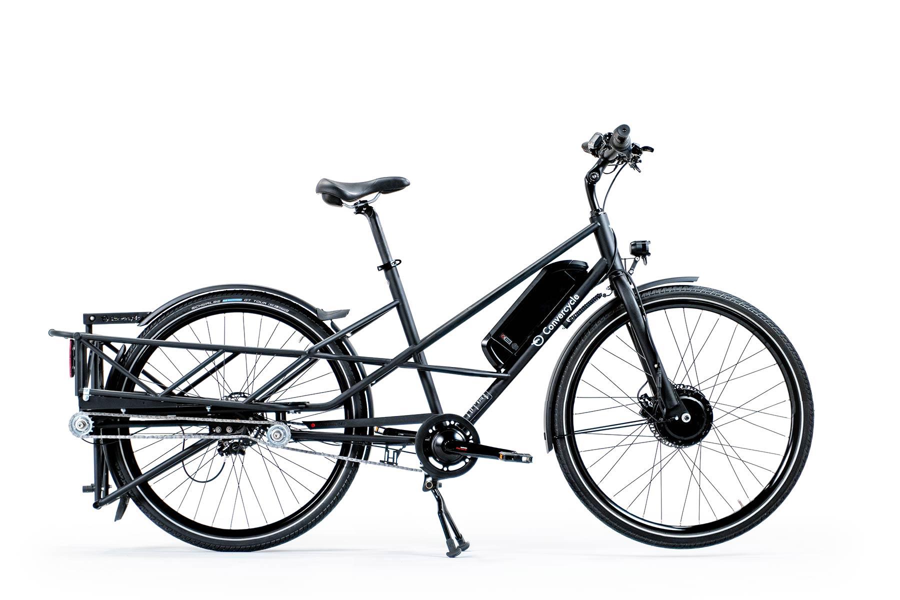 Convercycle Bike als E-City - eBikeNews