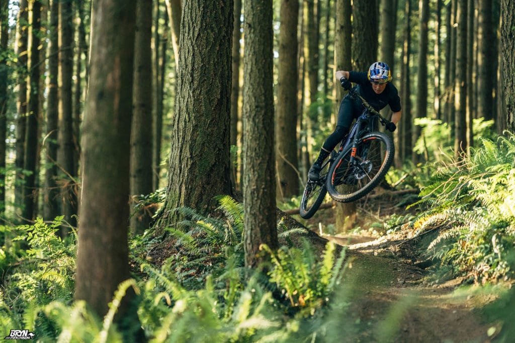 Norco Sight VLT im Wald - eBikeNews