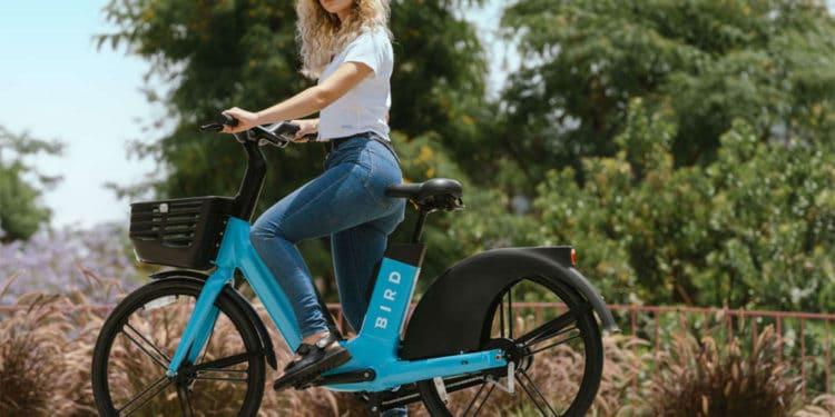 Bird stellt eigenes E-Bike und neue Bikesharing-Plattform vor - eBikeNews