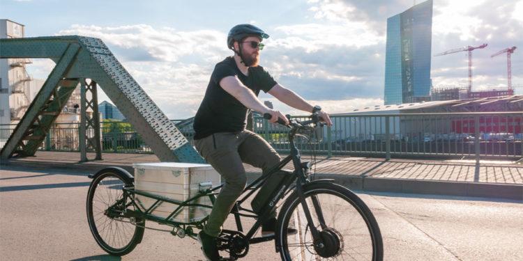 Convercycle Bikes: Auslieferung des City-/Cargo-Bikes hat begonnen - eBikeNews