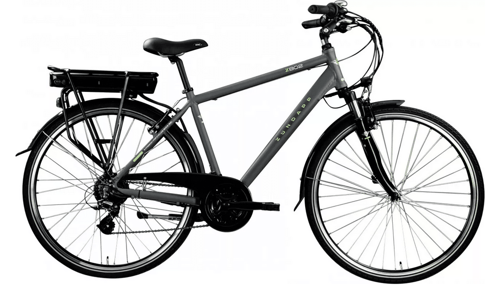 Zündapp Z802 Trekking E-Bike - eBikeNews