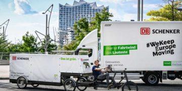 XXL-Cargobike DB Schenker - eBikeNews